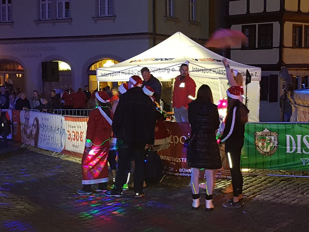 13. Lichterlauf Rothenburg