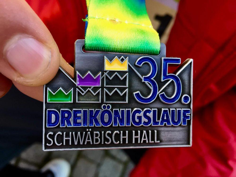 35. Dreikönigslauf Schwäbisch Hall (Quelle: Fred Adolf)