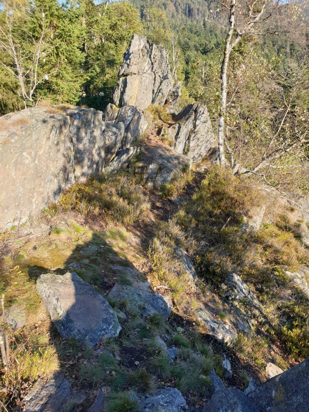 Bergab und Bergauf Quelle: R.Grosser