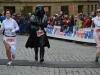 Darth Vader nutzte die dunkle Seite des Zieleinlaufes ;)