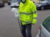 Wilhelm ist bereit zum Müll sammeln Quelle: Armin Zipf