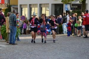Hebstfestlauf 2013 - Jedermannlauf - Team