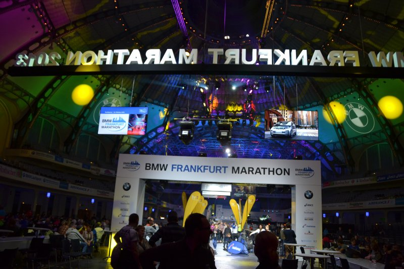 32. BMW Frankfurt Marathon