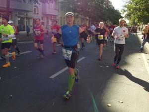 Ronny Grosser - 40. Berlin Marathon 28.09.2013