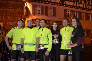 7. Rothenburger Lichterlauf