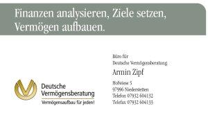 DVAG Armin Zipf