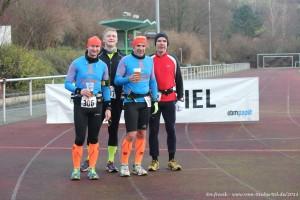 Ronny Grosser, Steffen Frank, Armin Zipf, René Wagner
