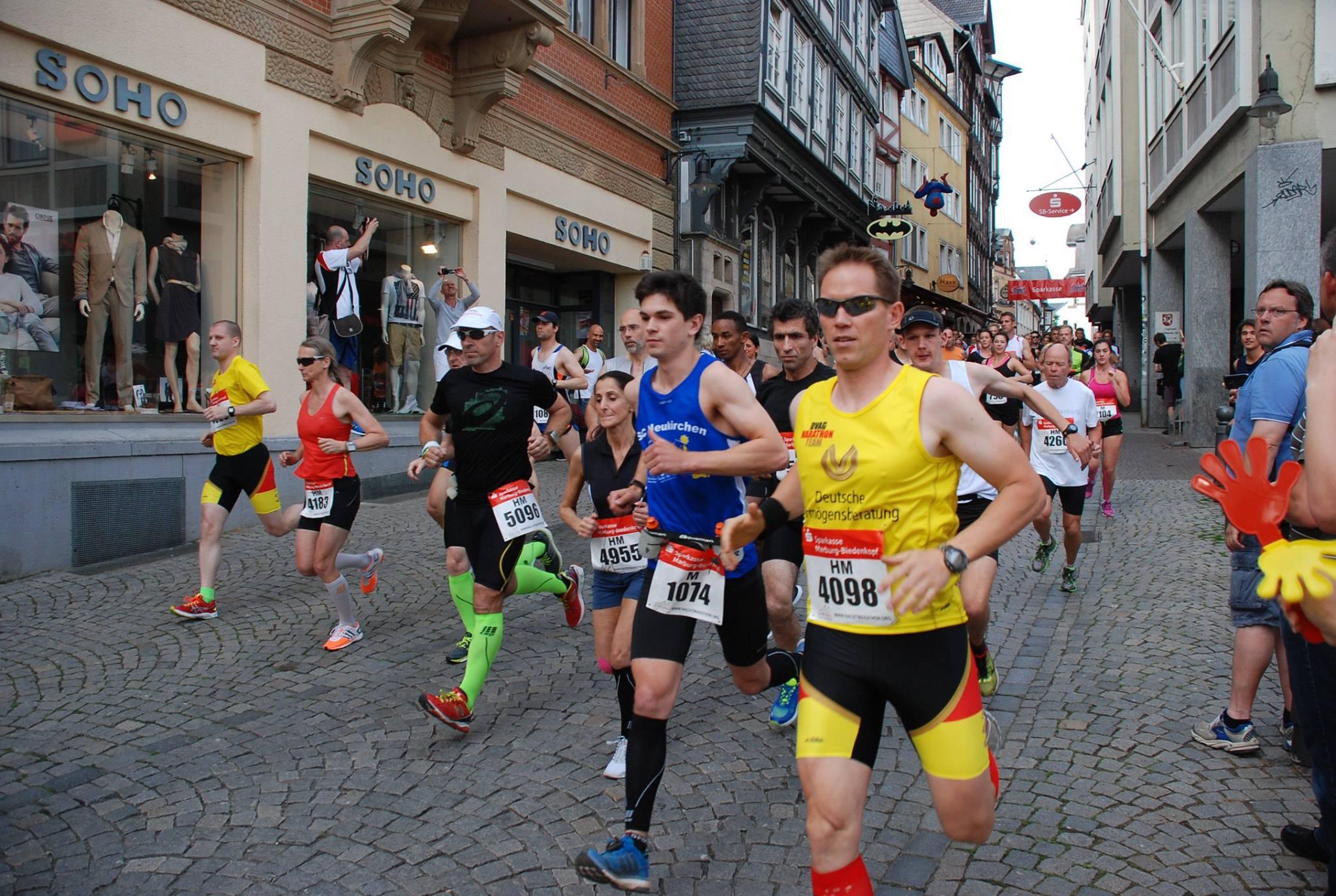Armin Halbmarathon Marburg