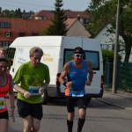 Andreas beim 12. Hakro-Stadtlauf