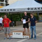 12. Hakro-Stadtlauf 3. Platz AK für Ronny Grosser