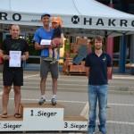12. Hakro-Stadtlauf 2. Platz AK für Armin Zipf