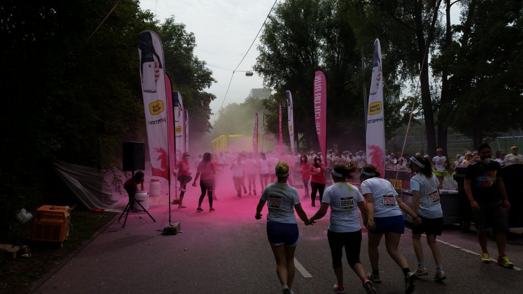 THE COLOR RUN 2014 - Stuttgart