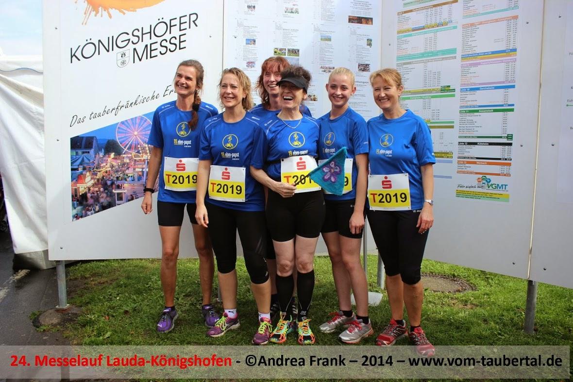 von rechts: Ulrike Schmidt, Michelle Landwehr, Sabine Zipf, Ulrike Eisenkolb, Kathrin Rühl, Gudrun Knenlein