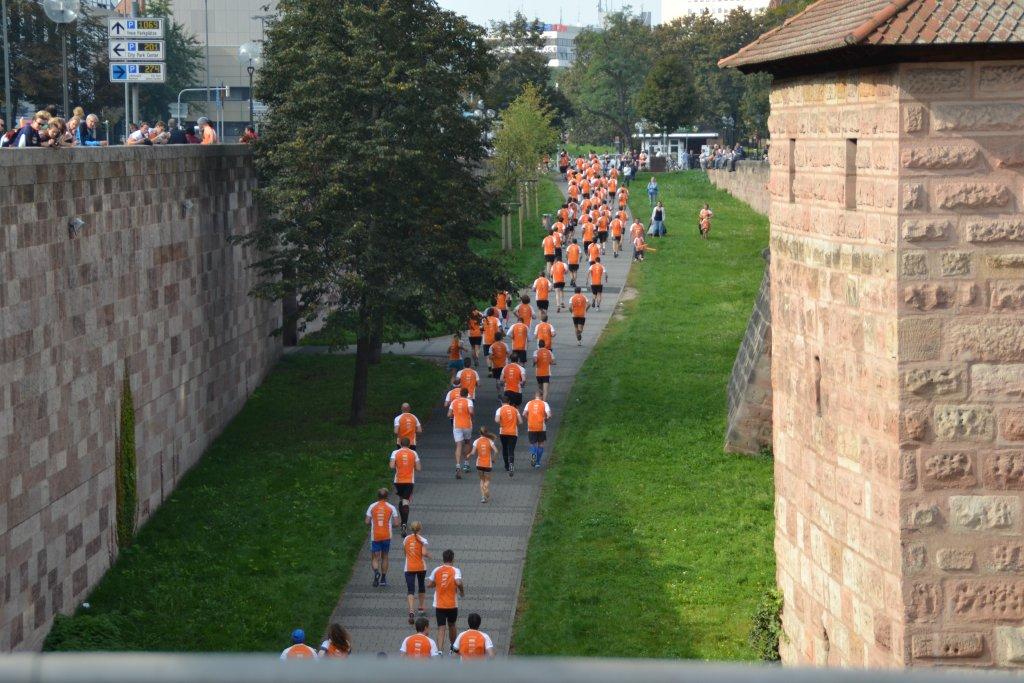 Stadtlauf Nürnberg 03.10.2014