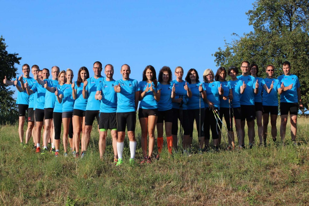 steide-runners e.V. laufen und walken rund um Niederstetten