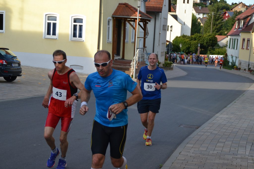 Armin Zipf beim 5. Umpfertallauf