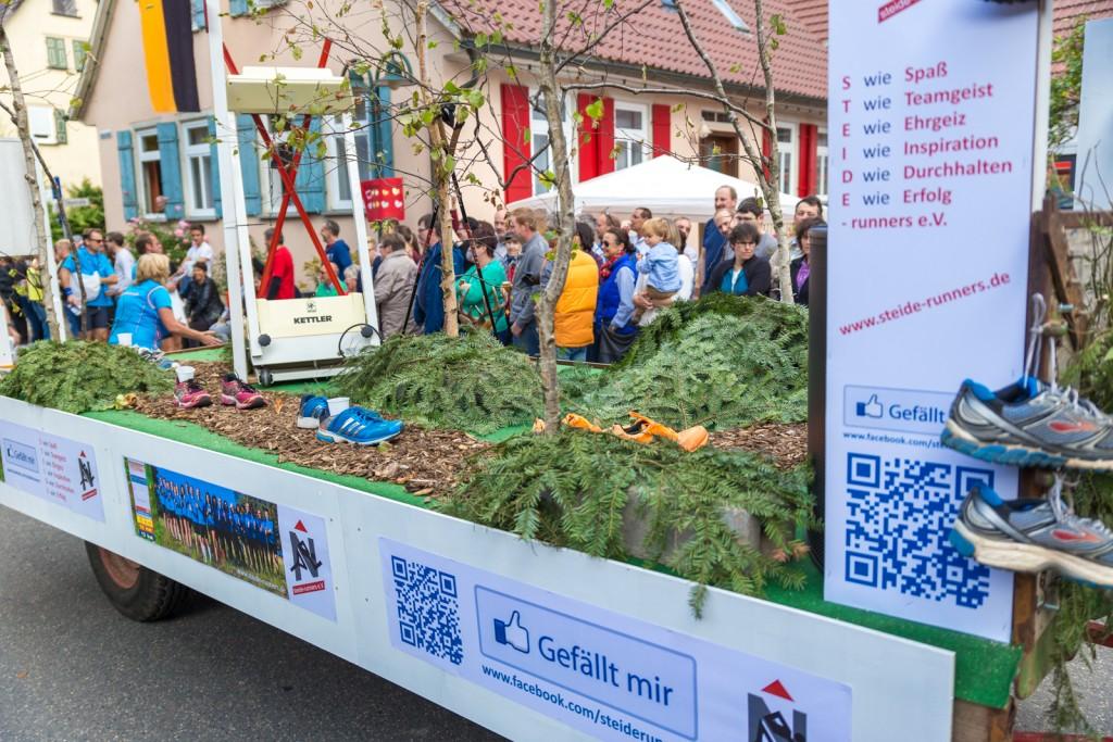 Herbstfestwagen steide-runners