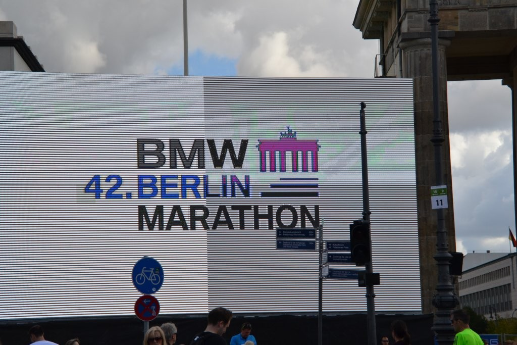 42. BMW Berlin-Marathon