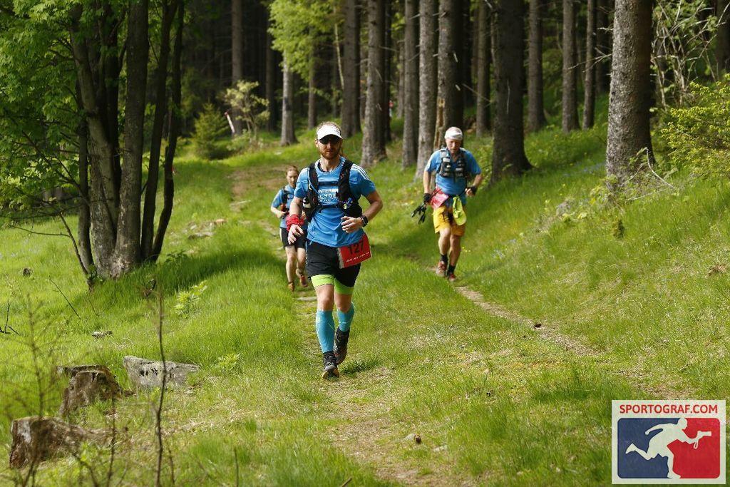 Ronny beim 2. Ultra Trail Lamer Winkel (Kaufbild)