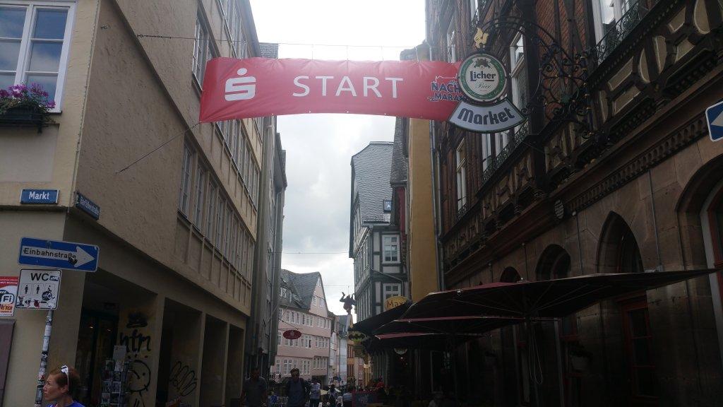 19. Marburger Nachtmarathon