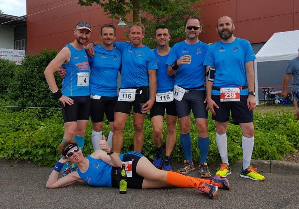 steide-runners beim 14. HAKRO Stadtlauf