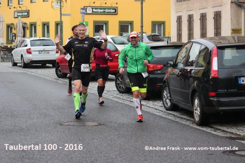 steide-runners in Creglingen beim Taubertal100 Ultramarathon