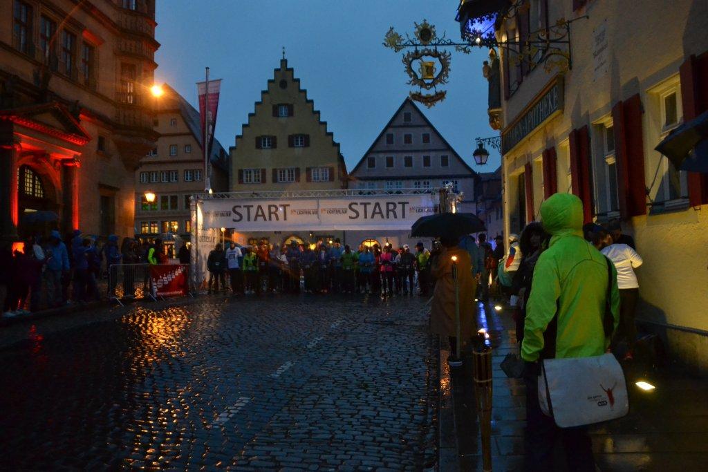 Stadtwerke Lichterlauf Rothenburg