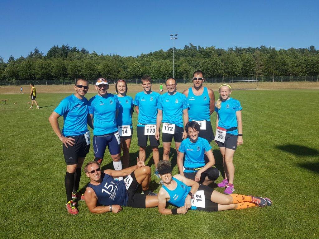 steide-runners beim 15. Ansmann-Cup in Assamstadt