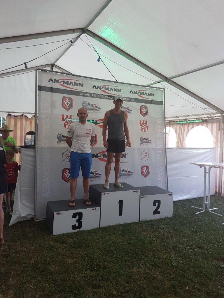 3. Platz AK für Armin Zipf