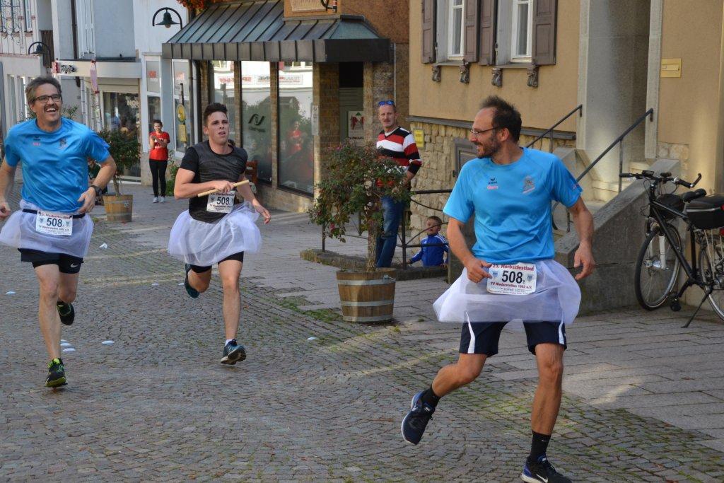 Herrenstaffel der steide-runners