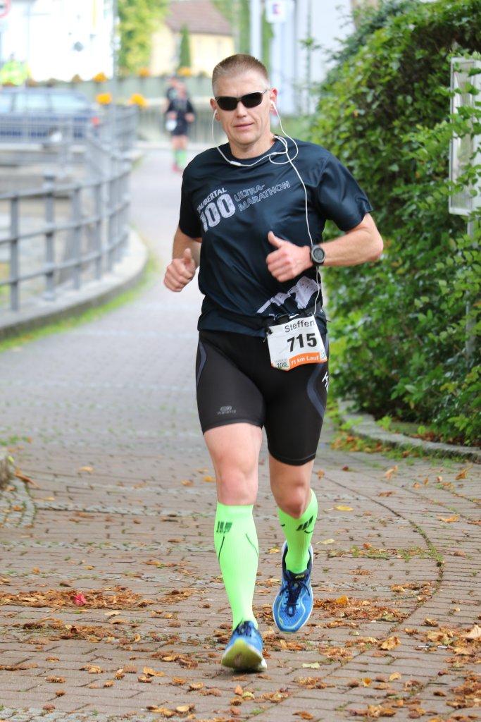 Steffen in Markelsheim bei km 43