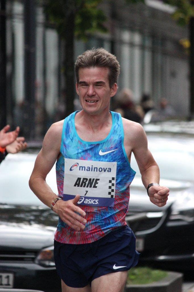 Arne Gabius, Deutschlands schnellster Marathonläufer - Bild: Andrea Frank www.vom-taubertal.de