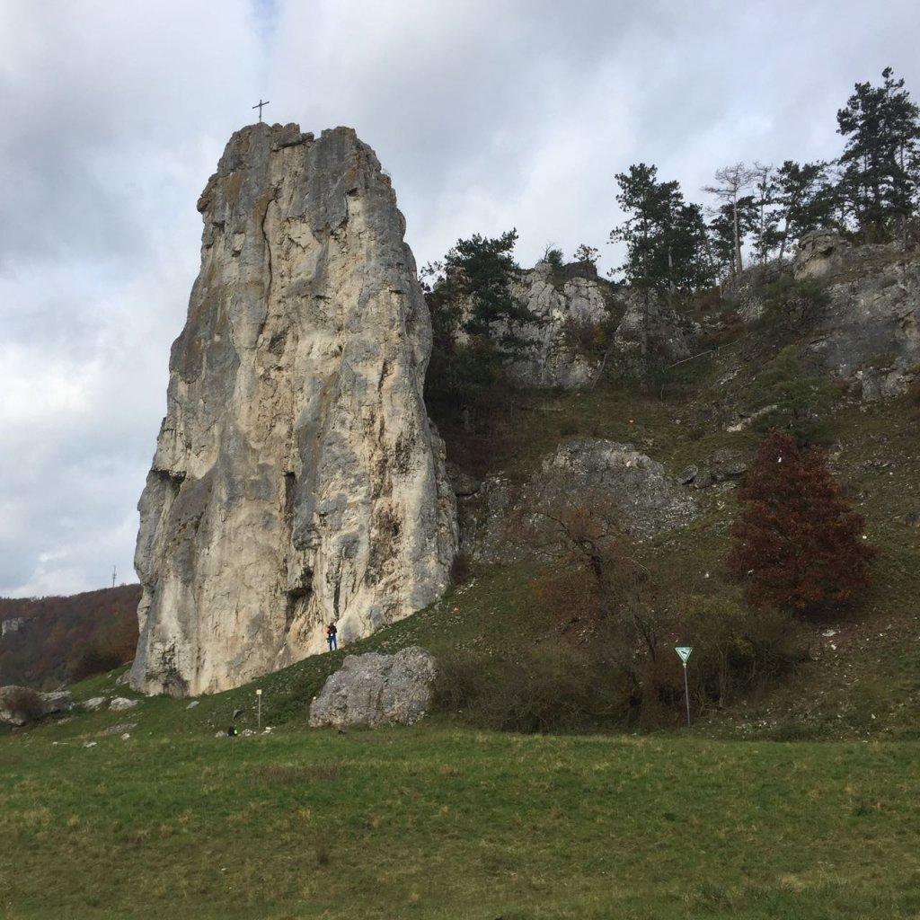 Landschaft im Altmühltal