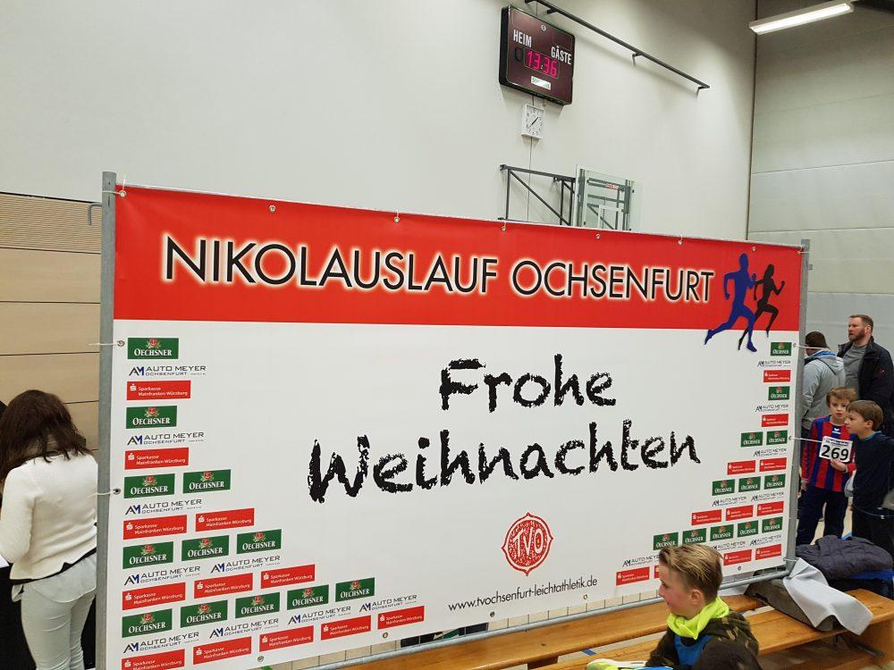 Nikolauslauf Ochsenfurt 2017