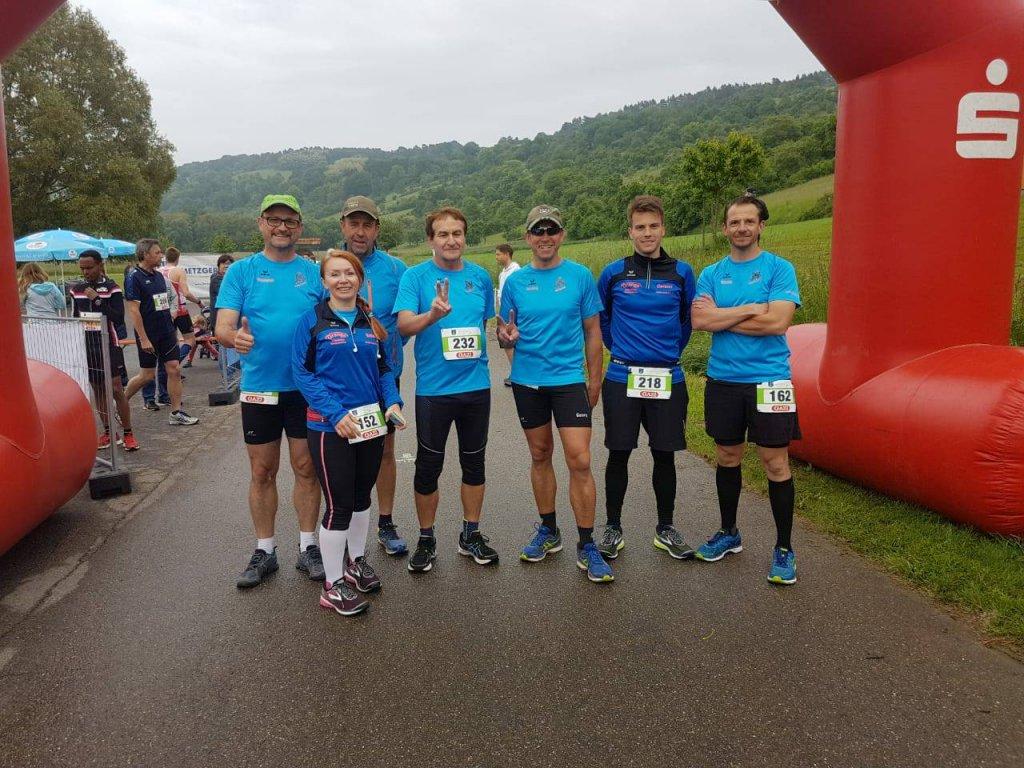 steide-runners beim 16. Elpersheimer Pfingstlauf