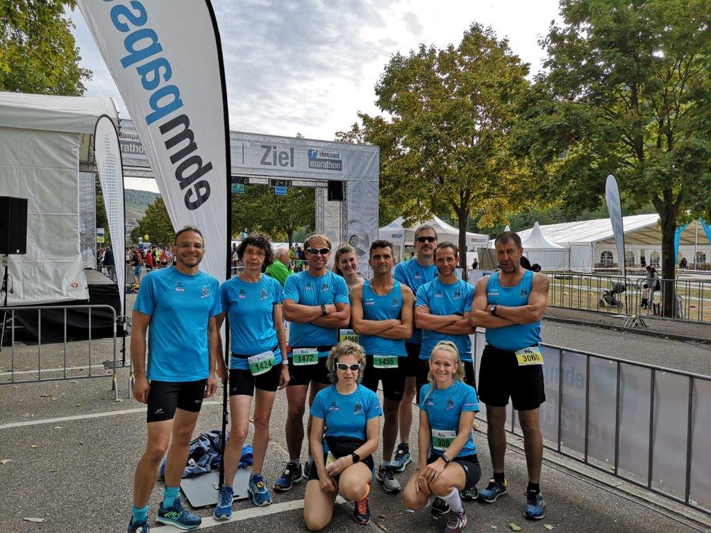 steide-runners beim 23. ebm-papst Marathon in Niedernhall