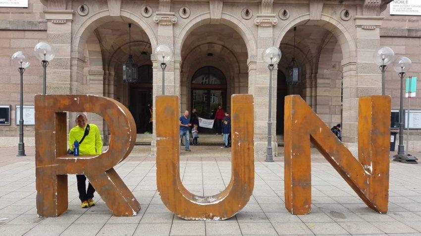 Armin beim 23. Sportsccheck-Run Nürnberg