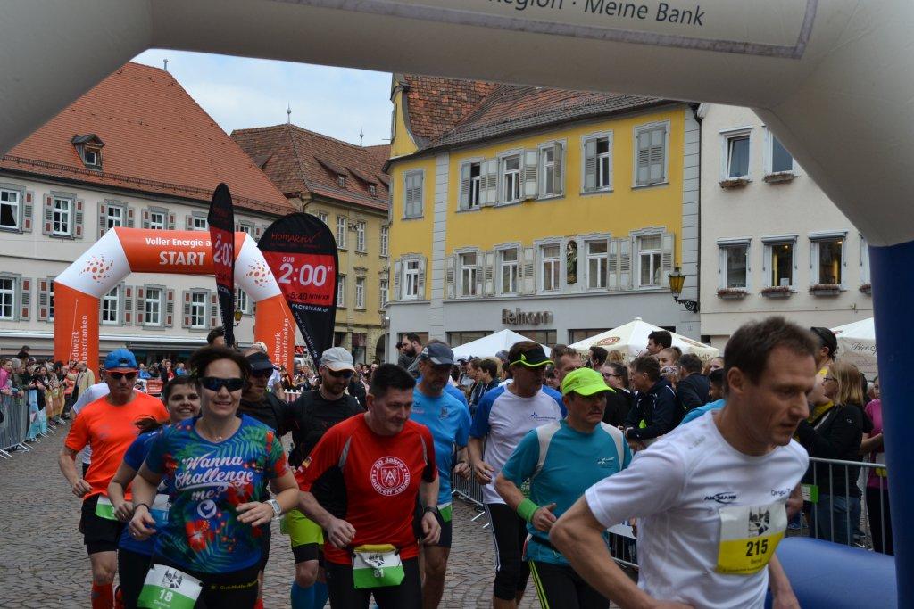 14. Stadtlauf Bad Mergentheim