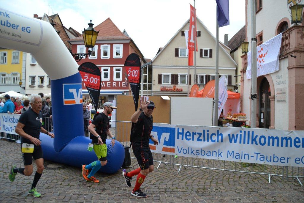 Pacemaker 2h - Ronny und Armin in Bad Mergentheim
