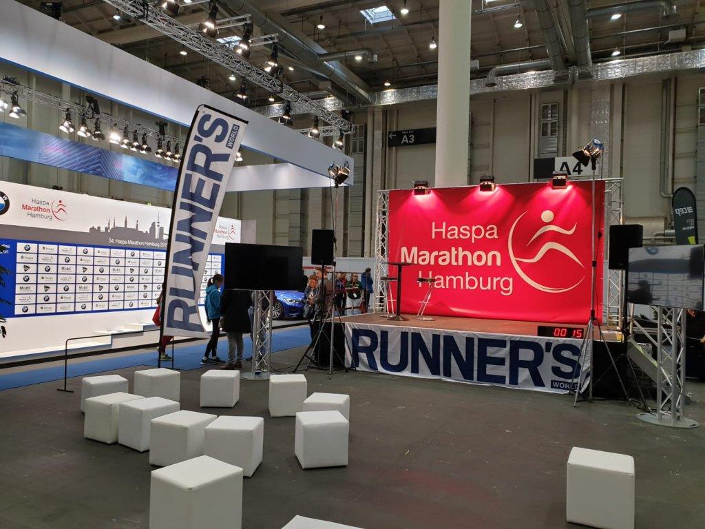 34. Hansa Marathon Hamburg