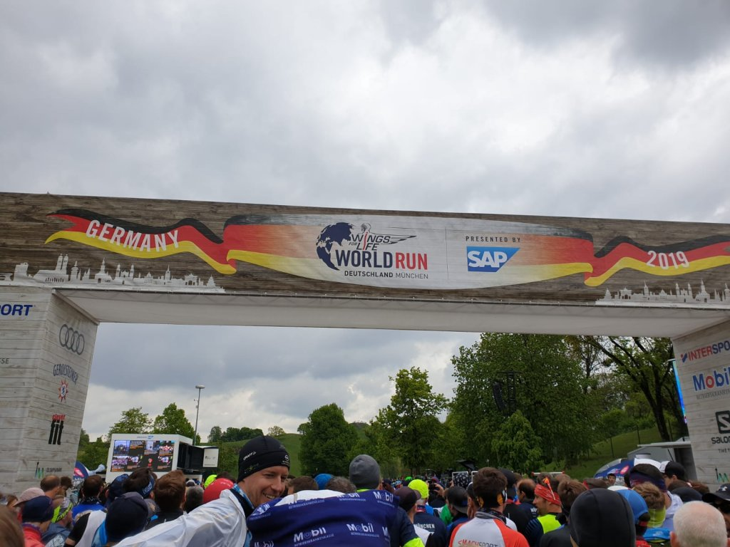 Wings for Life Run München