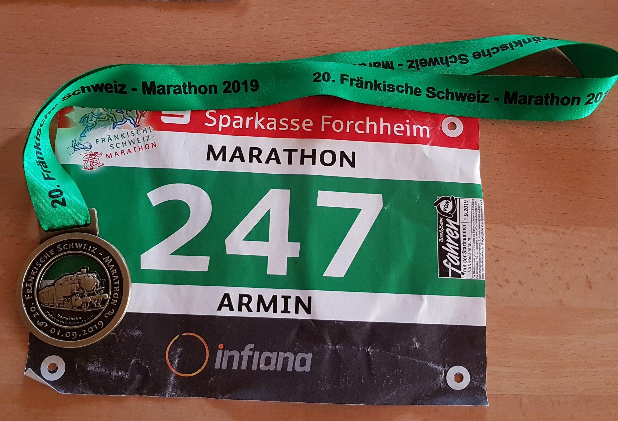 20. Fränkische Schweiz Marathon