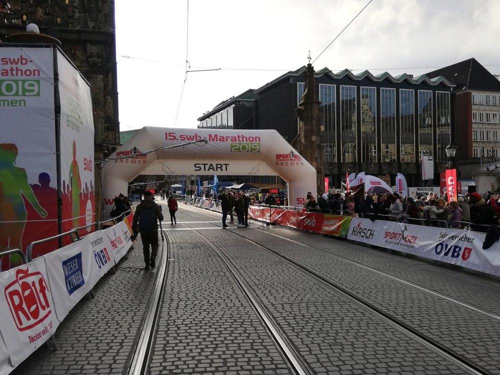Start in Bremen