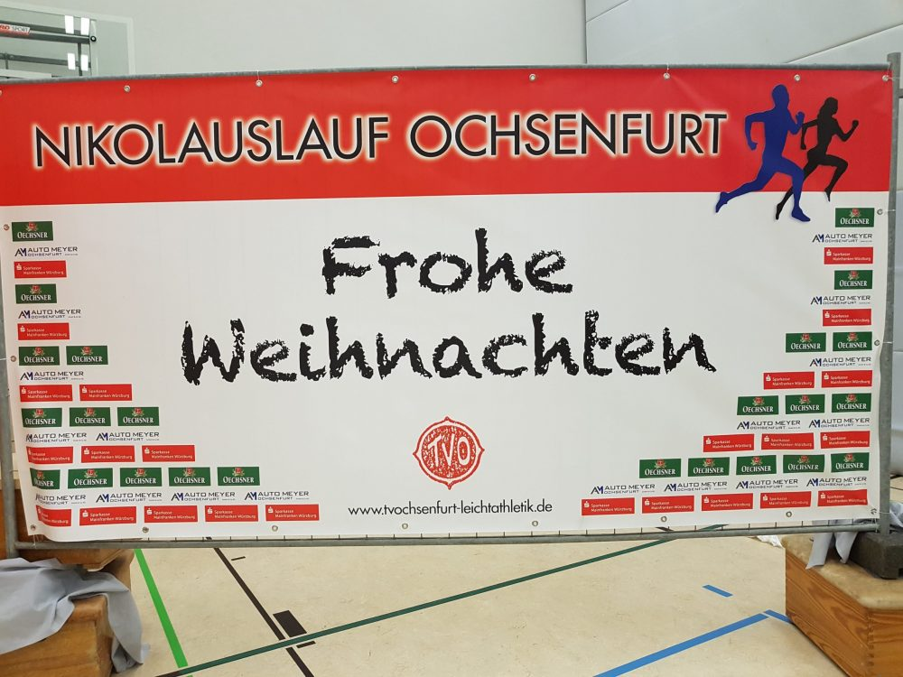 38. Nikolauslauf Ochsenfurt