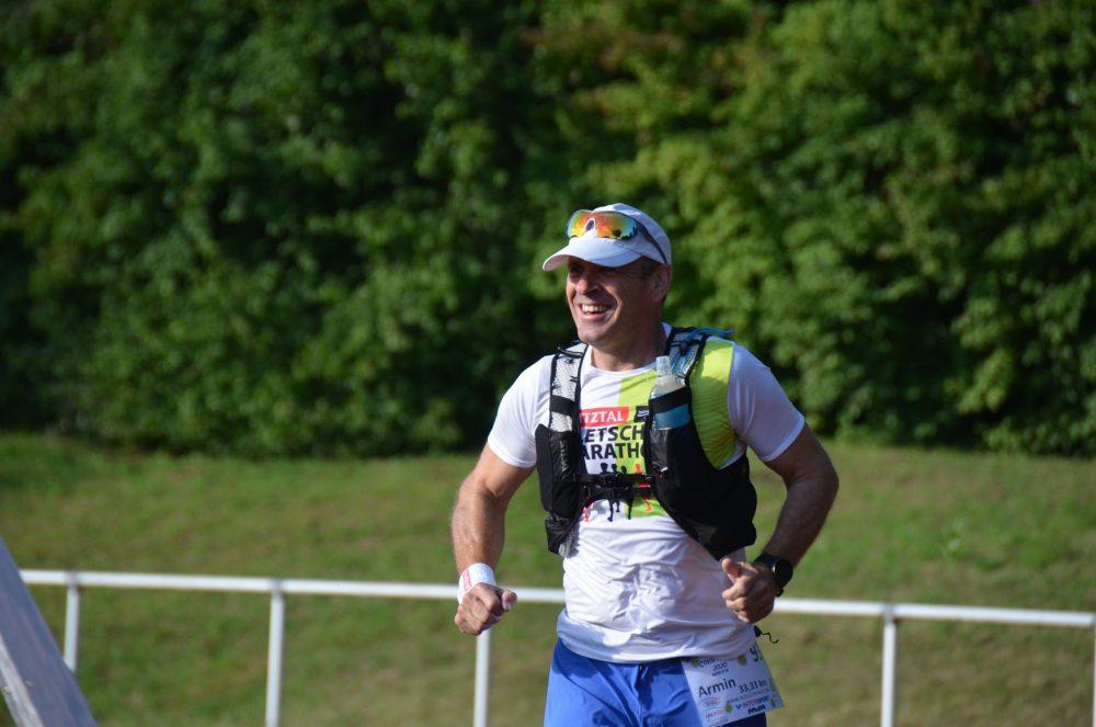 Start 33,3 km Harte Mann Extremlauf